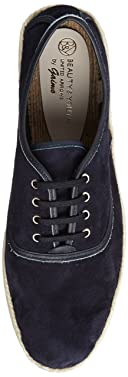 Lupo Suede 1431-343-5386: Navy