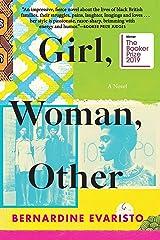 Girl, Woman, Other: A Novel (Booker Prize Winner) Paperback