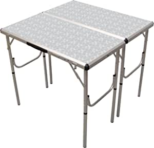 テーブル Coleman Pack-Away 4-In-1 Table(USインポート)