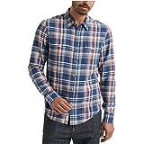 Lucky Brand Men's Long Sleeve Button Up Alameda Western Shirt
