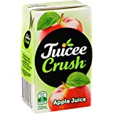 Juicee Crush Fruit Juice, Apple, 250ml 6pk x 4