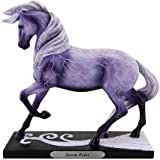 """The Trail of Painted Ponies 4026392 Enesco """"Storm Rider"""" Stone Resin Horse Figurine, 7"""""""