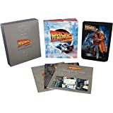 Back to The Future Limited Edition Sculpted Movie Poster and Book - The Ultimate Visual History Collector's Edition with 3-D