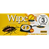 WipeOut Cockroach Control System, 6ct
