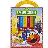 Sesame Street My First Library - Book Block 12 Board Books