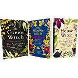 Arin Murphy-Hiscock 3 Books Collection Set (The Witch's Book of Self-Care, The Green Witch, The House Witch)