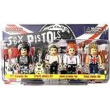 brokker/Sex Pistols - ブロッカー セックス・ピストルズ フィギュア - Action Figure Toys for Musician