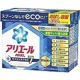 アリエール 洗濯洗剤 粉末 +サイエンスプラス7 本体 600g