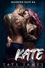 KATE (Madison Kate Book 4) Kindle Edition