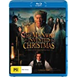 The Man Who Invented Christmas (Blu-ray)