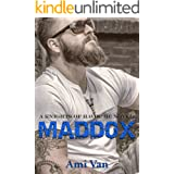 Maddox: A Motorcycle Club Romance (Knights of Havoc MC Book 2)