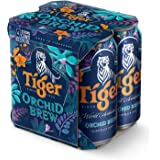 Tiger Orchid Brew Can Limited Edition, 4 x 320ml