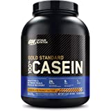 Optimum Nutrition Gold Standard 100% Micellar Casein Protein Powder, Slow Digesting, Helps Keep You Full, Overnight Muscle Re