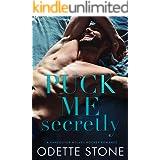 Puck Me Secretly (A Vancouver Wolves Hockey Romance Book 1)