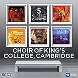 Choir Of Kings College Cambridge 5 Classic Albums 5Cd Box