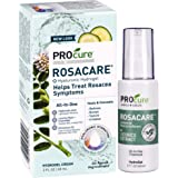 Senokot PROcure Rosacare Gel, 2 oz, Medicated Skincare Treats Redness; Hyalurnoic Acid, Redness reducing Licorice & Instant R