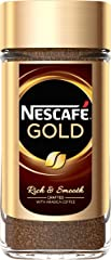Nescafe Gold Pure Soluble Coffee, 200g