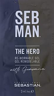 SEB MAN The Hero Re-Workablegel, 3ml