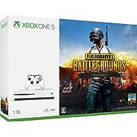 Xbox One S 1TB PlayerUnknown's Battlegrounds 同梱版 (234-00316)