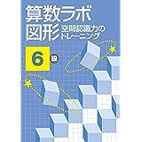 算数ラボ図形 空間認識力のトレーニング 6級