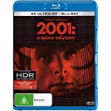 2001: A Space Odyssey (4K Ultra HD + Blu-ray)