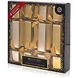 Mestige Jewellery Christmas Cracker 4-Pack - Gold