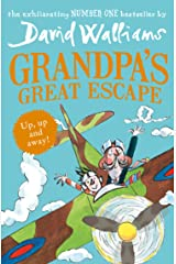 Grandpa's Great Escape Kindle Edition