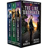 Birth of Magic Complete Series Boxed Set: A Kurtherian Gambit Series