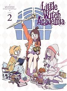 TVアニメ「リトルウィッチアカデミア」VOL.2 DVD (初回生産限定版)