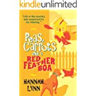 Peas, Carrots and a Red Feather Boa (The Peas and Carrots Series Book 2)