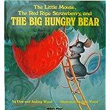 The Big Hungry Bear - Board Book: UK Version