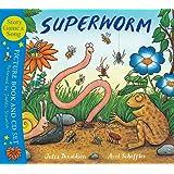 SUPERWORM (BOOK & CD)^SUPERWORM (BOOK & CD)^SUPERWORM (BOOK & CD)