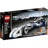 Lego Technic Record Breaker