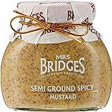 Mrs Bridges Semi Ground Spicy Mustard, 200g