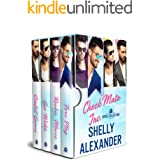 A Checkmate Inc. Series Boxed Set: Books 1 - 4