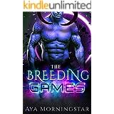 The Breeding Games: A Scifi Alien Romance