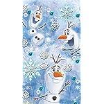 ディズニー iPhoneSE/5s/5c/5(640×1136)壁紙 アナと雪の女王2 (オラフ)