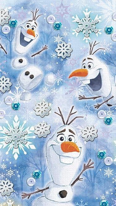 ディズニー  iPhone/Androidスマホ壁紙(640×1136)-1 - アナと雪の女王2 (オラフ)
