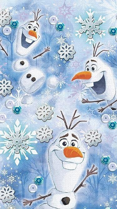 ディズニー  iPhone/Androidスマホ壁紙(750×1334)-1 - アナと雪の女王2 (オラフ)