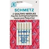 Quilt Machine Needles-Size 14/90 5/Pkg
