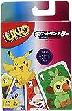 ウノ ポケットモンスター 【スペシャルルールカード カビゴン&ゲッコーガ付き】 GNH17