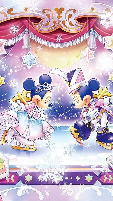 ディズニー  iPhone/Androidスマホ壁紙(750×1334)-1 - おもちゃの国のアイスショー