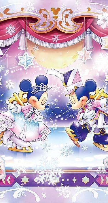 ディズニー  iPhone/Androidスマホ壁紙(744×1392)-1 - おもちゃの国のアイスショー