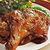ローストチキン 骨付き鶏もも 4本 パーティーセット Eセット (照り焼き1本 ハーブペッパー1本 スパイシー1本 マイルドカレー1本) 惣菜 お歳暮 クリスマス 肉 生 チルド