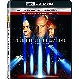 Fifth Element 4K Uhd 20th Anniversary Edition Region Free
