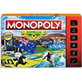 MONOPOLY - Australia Edition game - 2 to 6 Players - Family Board Games and toys for kids, boys girls - Ages 8+