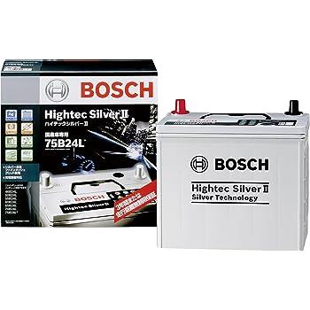 BOSCH [ ボッシュ ] 国産車バッテリー [ Hightec Silver II ] HTSS-75B24L