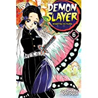 Demon Slayer: Kimetsu no Yaiba, Vol. 6 (6)