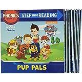 Paw Patrol Phonics Box Set: 12 Step Into Reading Books