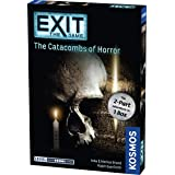 Thames & Kosmos 694289 Exit The Game Catacombs of Horror Card Games